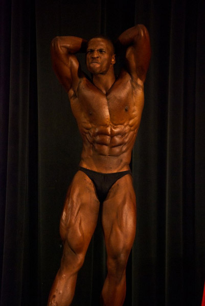 Anthony Williams, Novice Overall