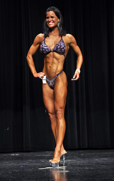 Figure Open Winner, Kay Jordt