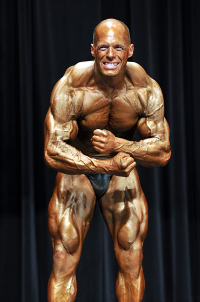 Mens Pro Winner, Michael Martino